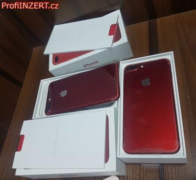 Obrázek k inzerátu: Offering original S8 , iPhone 7Plus RED  Free Delivery