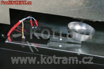 Obrázek k inzerátu: Kamna na olej MTM 17-33 kW