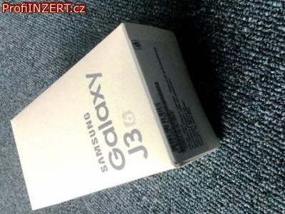 Obrázek k inzerátu: Prodám Samsung Galaxy J3 duos gold