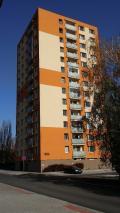 Obrázek k inzerátu Prostorný byt 2kk v centru Pardubic