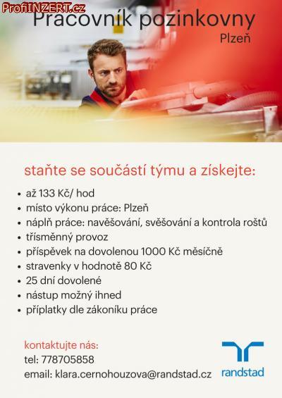 Obrázek k inzerátu: Pracovník pozinkovny - Plzeň