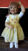 Obrázek k inzerátu Sběratelské krásné vynilové a silikonové panenky