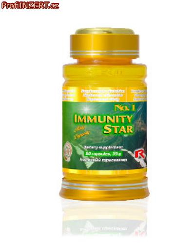 Obrázek k inzerátu: Balíček na podporu imunity, který královsky pomáhá