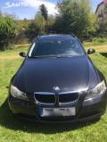 Obrázek k inzerátu Prodám BMW 318i Touring (E91)