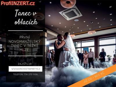 Obrázek k inzerátu: Hudba na svatbu, hudební skupina - Dj + zpěvačka