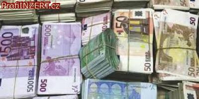 Obrázek k inzerátu: Nabídka půjčky